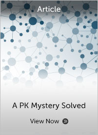A PK Mystery Solved Article
