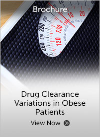 Predicting Variations in Drug Clearance in Obese Patients
