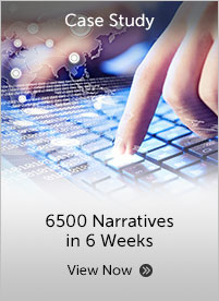 6500 Narratives in 6 Weeks