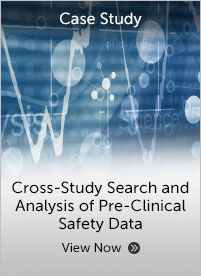 Cross-Study Search and Analysis of Preclinical Safety Data Case Study