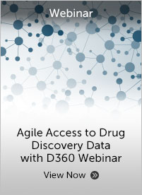 Agile Access to Drug Discovery Data with D360 Webinar