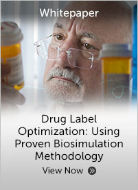Drug Label Optimization: Using Proven Biosimulation Methodology
